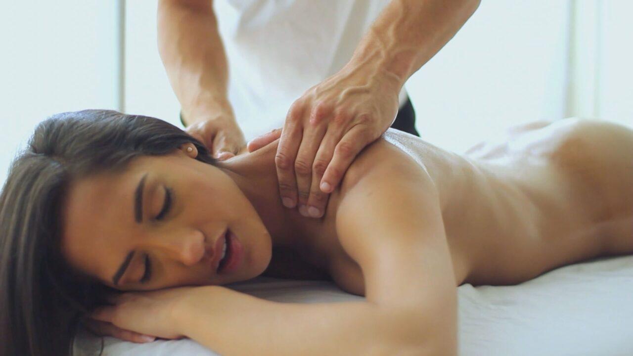 Massage erotisch Erotische massage