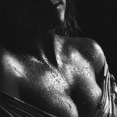 Heat, sweat and pleasure