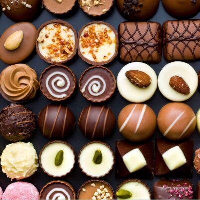 Chocolade pralines