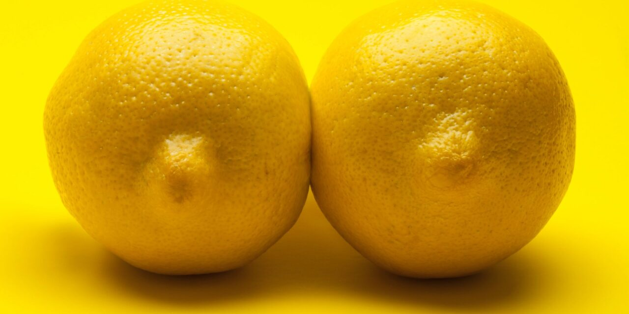 How familiar are you with your nipples?