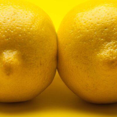 Twee citroenen