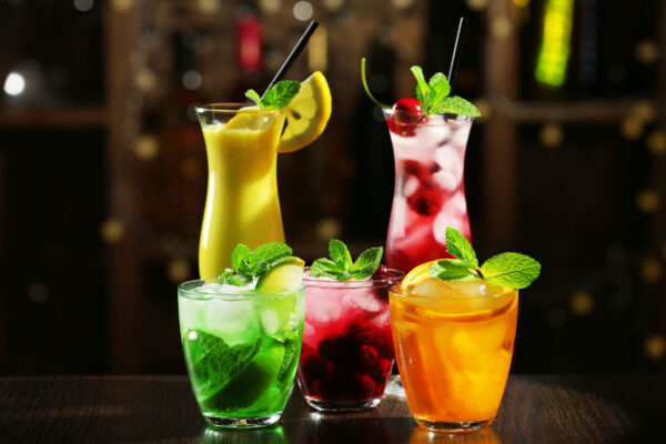 Some cocktails