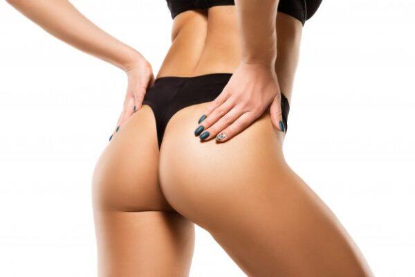 A womans butt