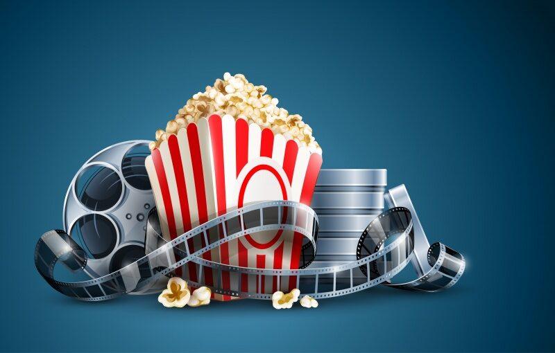 Erotisch verhaal – In de bioscoop
